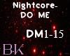 Nightcore - Do Me