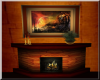 Exotic Nights Fireplace