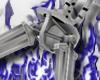 Cyborg white (xw1°)