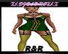 R&R PVC GREEN N GOLD V3