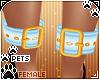 [Pets] Anklecuff | sky