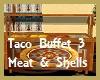 Taco Bar 3 Fillings