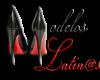 Modelos Latin@s Stiker