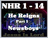 He Reigns-Newsboys 1/2
