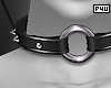 -P- Spike Ring Collar