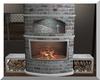 Anim.Warm Fireplace ~