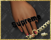TO~ Supreme Ring Black