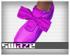 Bows Purple