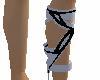 Right calf bandage