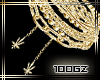 |GZ| weed solid gold L