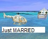 Wedding Helicopter 2