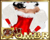 QMBR Fur Shrug White 2
