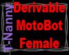 Derivable MotoBot F