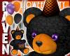 HALLOWEEN TEDDY BEAR!