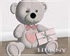 H. Teddy Bear Gift