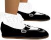 Child Black Shoes