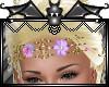 (D)Floral Headband