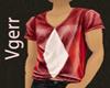 Sexy Red Plaid Shirt