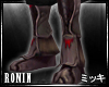 ! The Ronin Dragon Boots
