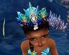 Kids Mermaid Tiara Crown