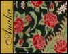 Red Rose Oriental Rug 2