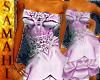 {S} Crown dress Lavender