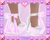 Rosey Heels   Pink