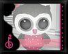 |OBB|BRYNN'S OWL PLUSH1