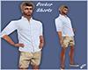 Docker Shorts - Khaki
