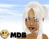 ~MDB~ IVORY MISSY HAIR