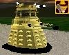 Gold Dalek Unisex