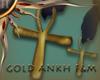 ((II) Gold Ankh F&M