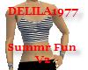 Summer Fun V2-blk/wt