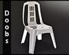 Plastic Chair. Req. Drv