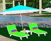 Beach Lounger Chairs