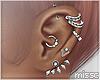S | Fierce Ear Rings