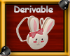 Easter Bunny Derivable M