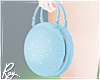 Blue Macaron Bag
