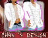 CsD jacket and netshirt