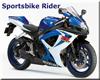 Sportsbike Rider