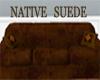 (KK)CUMFY CUDL NA SUEDE
