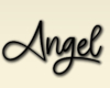 Angel Head Sign