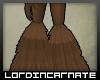 [L]Chominox Furry Boots