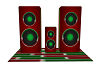 Christmas Magic Speakers