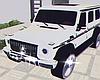 2020 G Wag 4x4   White