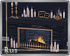 Rus: CHANEL fireplace