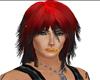Redblack hairs
