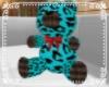 Blueberry teddybear
