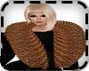 KPR::WinterFurPrintScarf