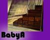 BA Old Wood Tansu Unit